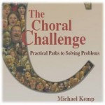 The Choral Challenge book cover